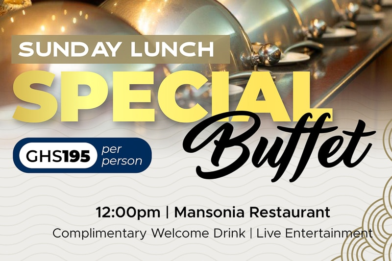 Sunday Lunch Special Buffet