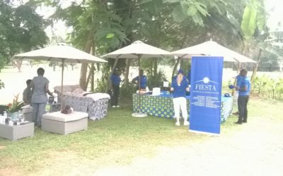 Fiesta Royal Hotels & Residences Takes Part in the Achimota Golf Park Inaugural Ceremony